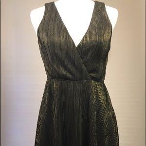 Kardashian Kollection black party dress size S